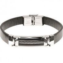 Rochet - Bracelet Homme modèle Marina Noir et Argenté - B370181