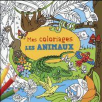Grenouille - mes coloriages ; les animaux