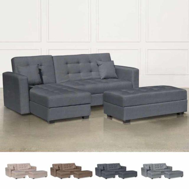 Modus SofÀ Canapé-lit 3 places convertible avec des