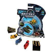 MODELCO - Rev Racers triple stunt pack - 90413.006
