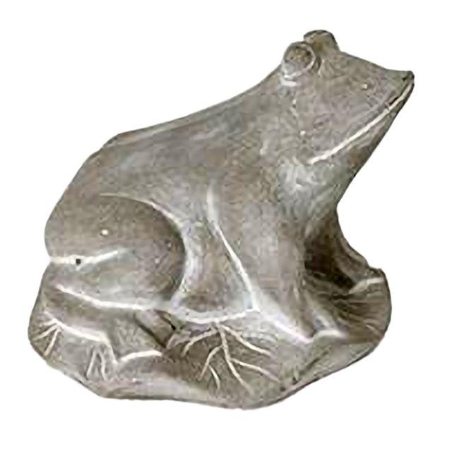 Fayet Grenouille décorative en ciment