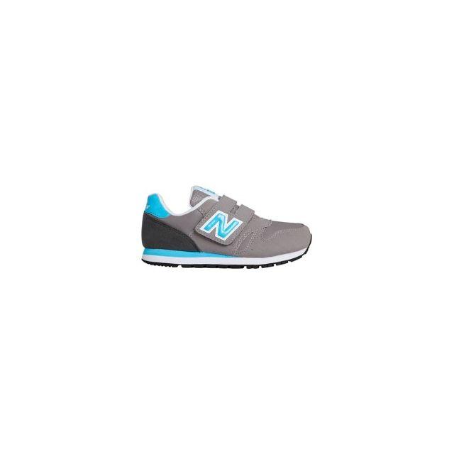 size 40 f68ef 130a9 New Balance - Chaussures New Balance Kv 373 gris bleu enfant