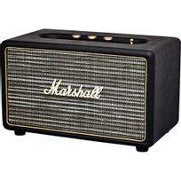 Marshall - Enceinte sans fil compacte Acton black Station Rock 40 W