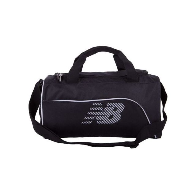 7086bbec98e6 New Balance - Sac Training S Broad Market noir blanc Multicolour ...