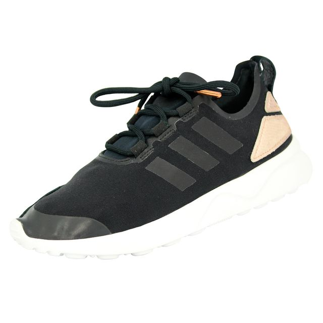 size 40 f44a1 16b0b Adidas originals - Zx Flux Adv Verve W Chaussures Mode Sneakers Femme Noir  - pas cher Achat   Vente Baskets femme - RueDuCommerce