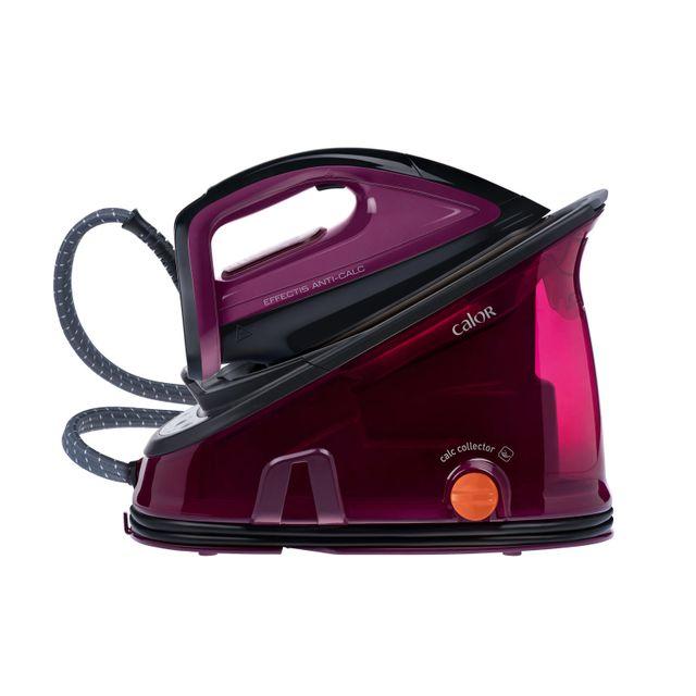 calor centrale vapeur effectis anti calc gv6820c0 achat centrale vapeur. Black Bedroom Furniture Sets. Home Design Ideas
