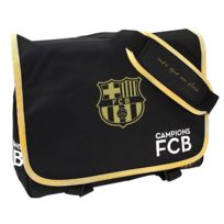 Fc Barcelone - Sac besace Black 34 Cm - Fcb