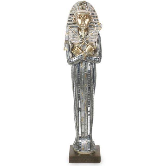 Signe Statuette Roi Égyptien 52 cm