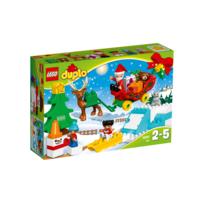 Lego - Les vacances d'hiver du Père Noël - 10837