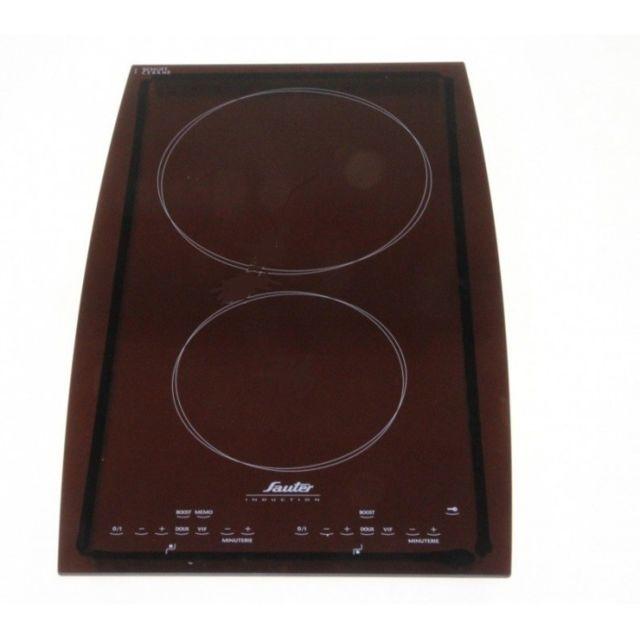 Sauter Dessus en verre induction pour plaque induction