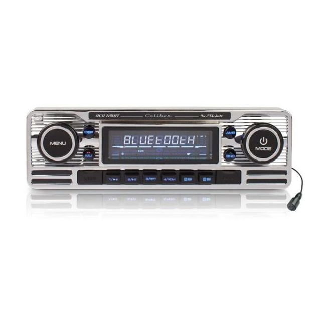 Caliber Autoradio Mp3 Rcd-120BT