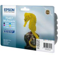 Epson - cartouche t0487 n/c/m/j/r/b