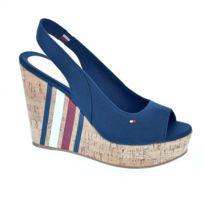 Achat chaussures Tommy Hilfiger Femme Chaussure en Toile