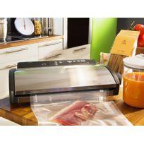 Foodsaver - Appareil de mise sous vide automatique 3 vitesses V2860I Inox