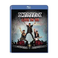 Rca - Get Your Sting And Blackout Live 2011 In 3d Blu-ray