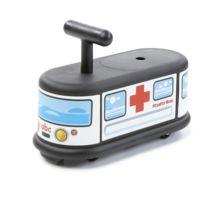 Italtrike - mini porteur 1/6ans - modèle ambulance