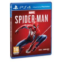 Marvel's Spider-Man - Jeu PS4