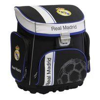 Real Madrid - Cartable rigide 38 Cm Haut de Gamme 3D