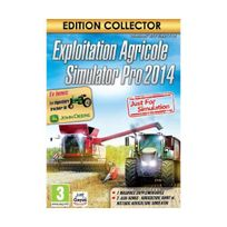 Just For Games - Agriculture Simulator 2014 Pro - édition collector