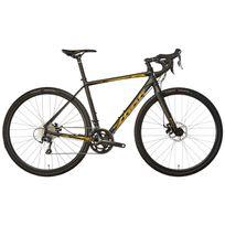 Kona - Jake - Vélo cyclocross - jaune/noir