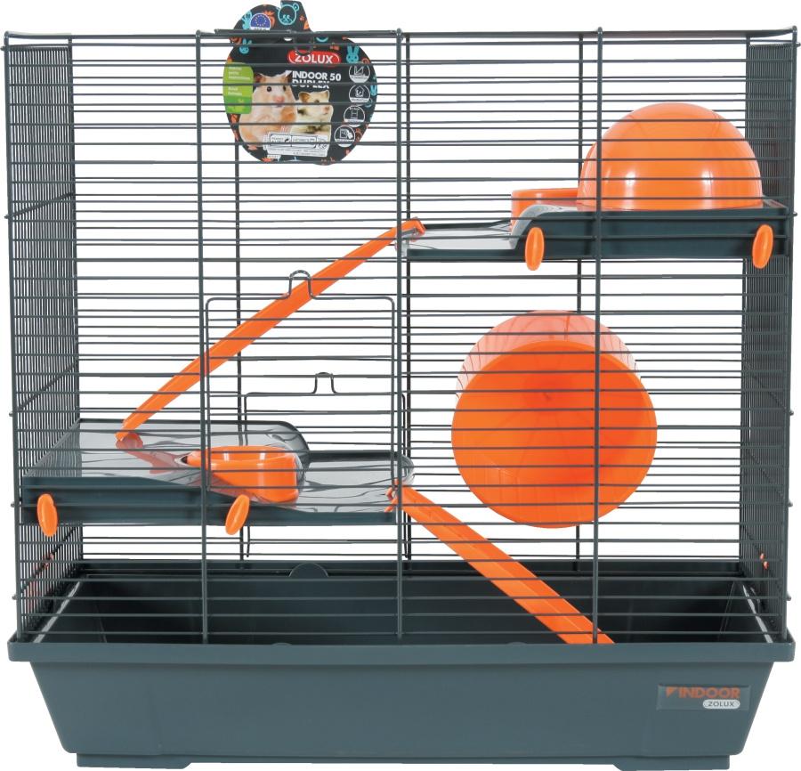 Cage Indoor 50 Ham Duplex Ora