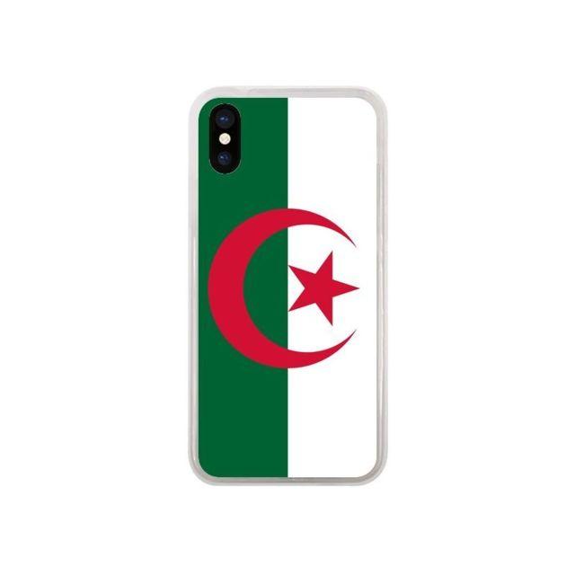 coque iphone xs drapeau