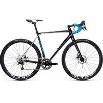 Cube - Vélo De Route Cross Race Black´n´white 2017 53 Cm