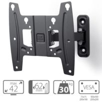 Oneforall1 - One For All Wm4240 Support Tv mural orientable jusqu'a 42