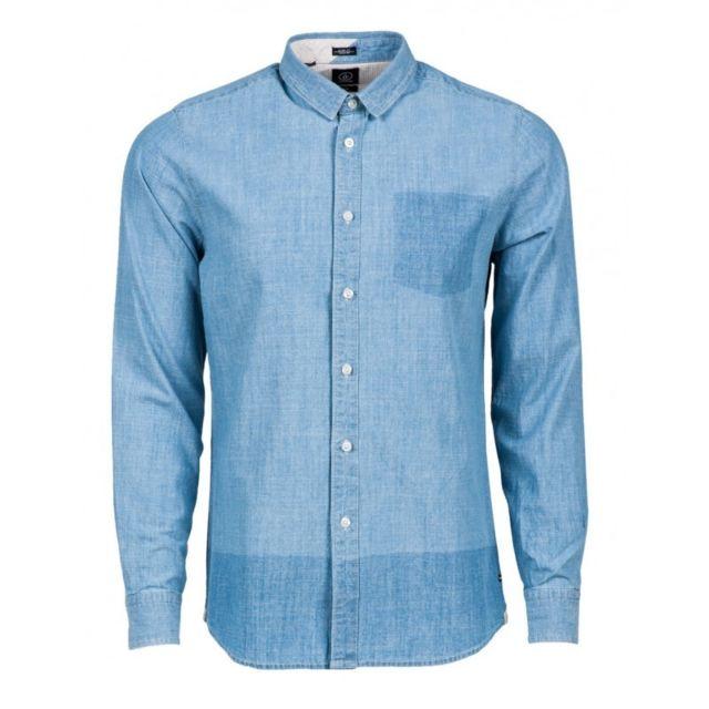 Chemise  manches  courtes Oxbow Cantana blc chemise mc Blanc 40234 Neuf