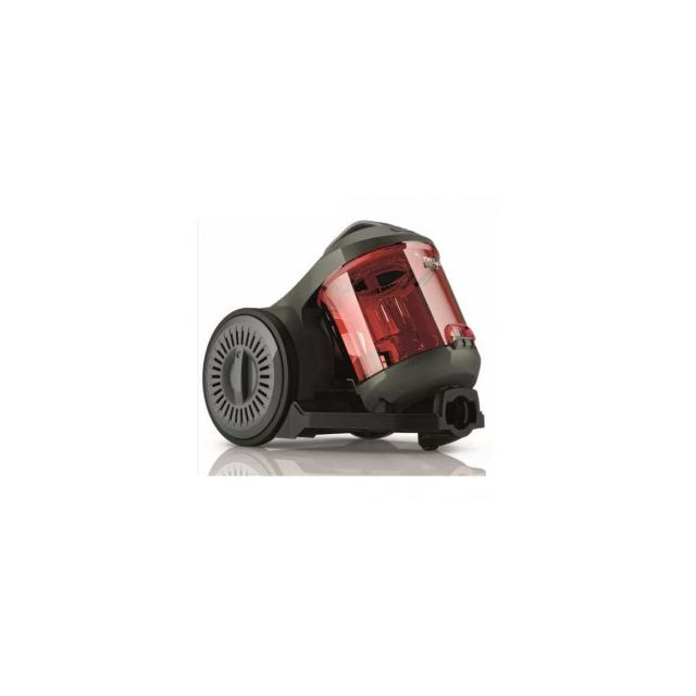 Dirt Devil Aspirateur Sans Sac Ultima Rouge Dd2620-3