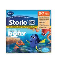 VTECH - Jeu HD Storio LE MONDE DE DORY - 274905