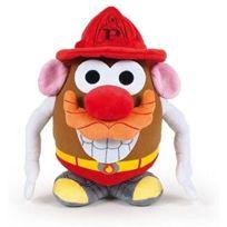 Famosa - Mr Patate Pompier - Peluche de 25 cm - Enfant