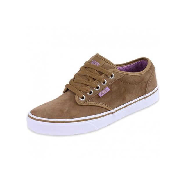 cc21450502 Vans - Chaussures Marron Atwood Toasted Femme - pas cher Achat ...
