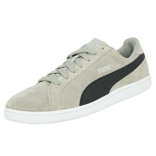 4b8b3dbd043 Puma - Smash Sd Drizz Chaussures Mode Sneakers Homme Cuir Suede Beige - pas  cher Achat   Vente Baskets homme - RueDuCommerce