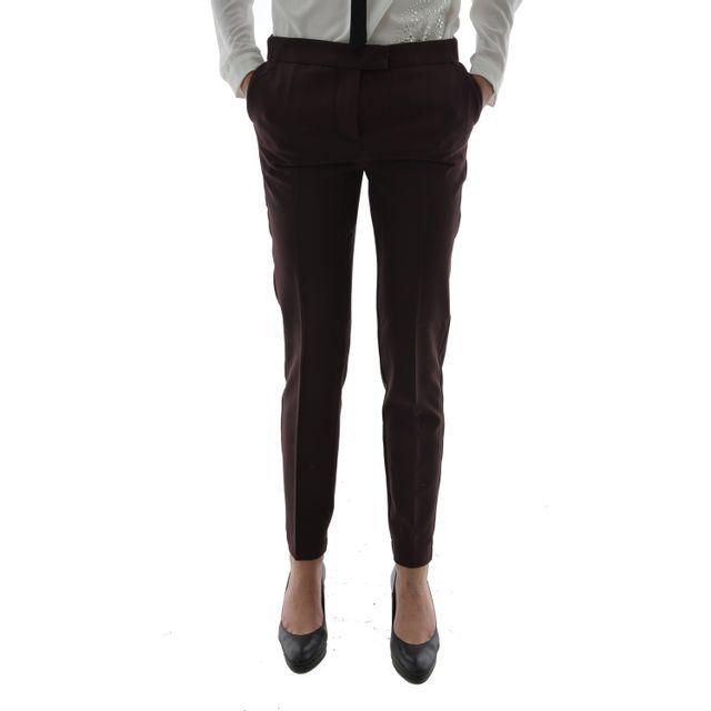 Achat Pantalon Pantalons Vente Cher Pas 625 Marron 021721 Yaya htxQrCsd