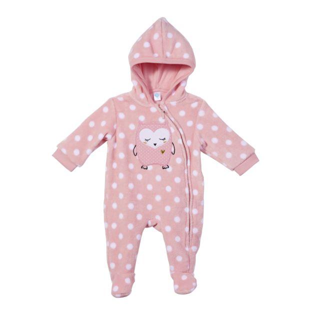 061e61d991dc TEX BABY - Surpyjama avec capuche - pas cher Achat   Vente Pyjamas ...