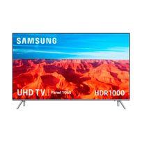 """Samsung - TV LED 49"""" 123 cm UE49MU7005 - Noir"""