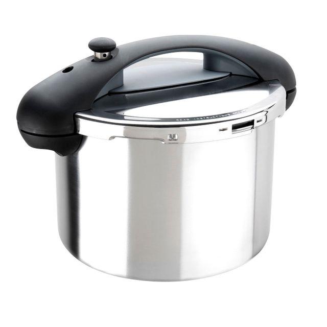 MARQUE GENERIQUE Autocuiseur Quick Cook 8L - Inox - HO164763