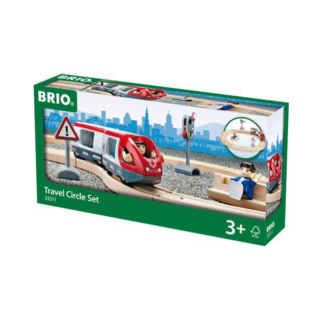 BRIO Circuit Voyageur - 33511