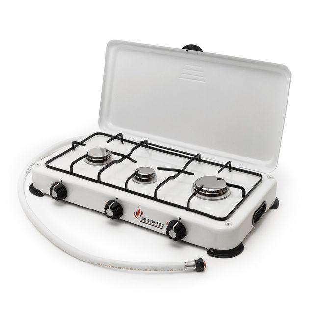 proweltek plaque de cuisson gaz portable 3 feux 4100 w. Black Bedroom Furniture Sets. Home Design Ideas