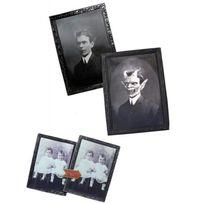 Marque Generique - Petits portraits anciens Halloween x6
