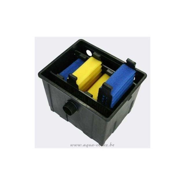 aqua occaz kit de filtration avec uv pour bassin de jardin 0 5 m pas cher achat vente. Black Bedroom Furniture Sets. Home Design Ideas