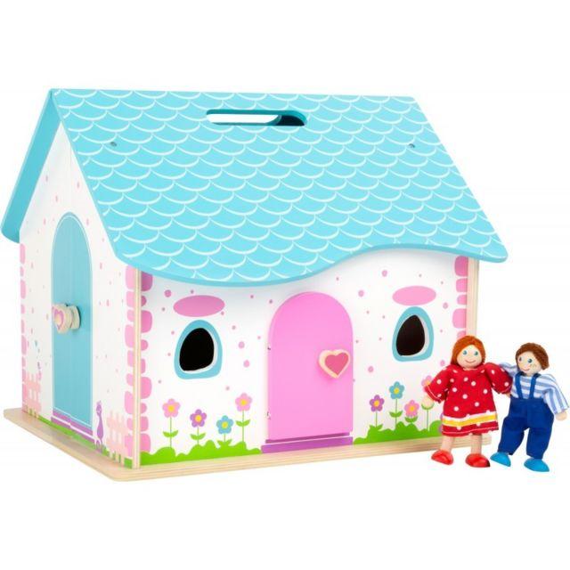 Small Foot Company Maison de poupées à ouvrir