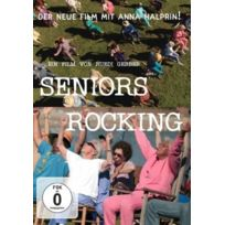 Lighthouse Home Entertainment - Various Seniors Rocking IMPORT Allemand, IMPORT Dvd - Edition simple