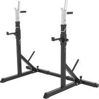 Gorilla Sports - Multi Rack réglable en hauteur et largeur