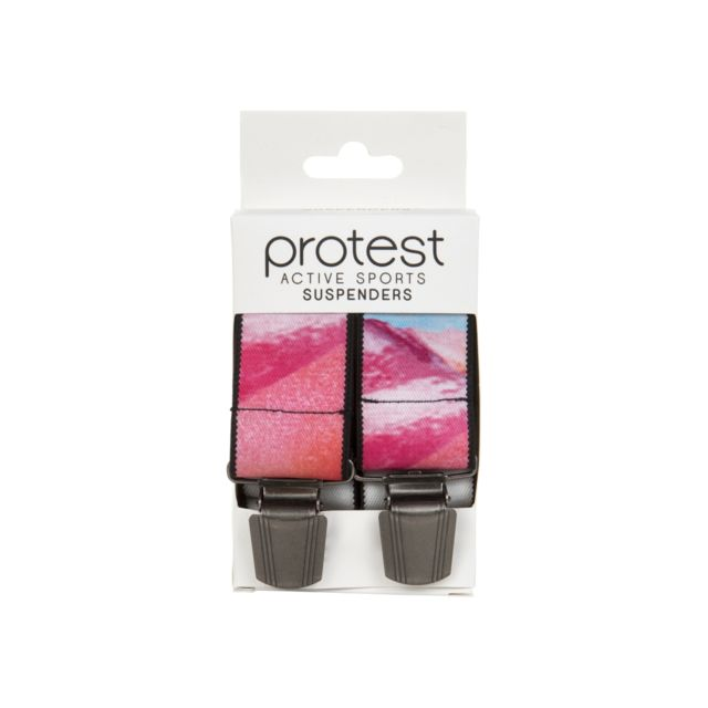 54cbc04fab3 Protest - Bretelles Alverton Suspenders Tulip Red - pas cher Achat   Vente  Entretien des chaussures - RueDuCommerce
