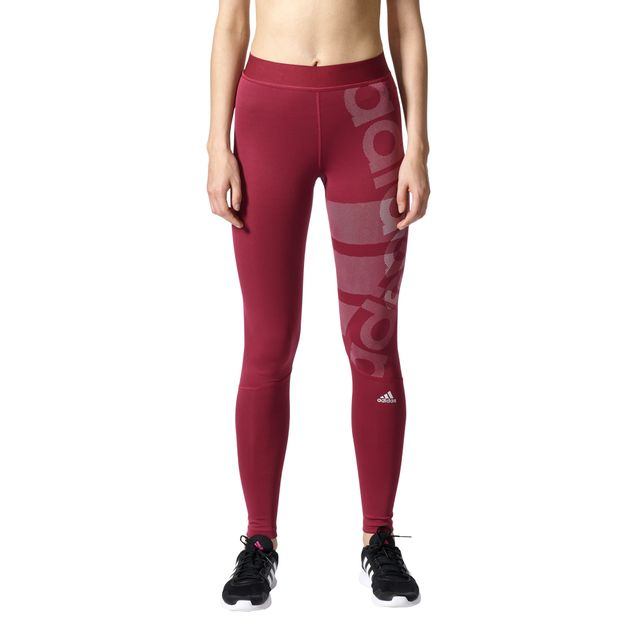Adidas performance - Legging Adidas Performance Tight TechFit Long Badge Of  Sport c4ab136cacb