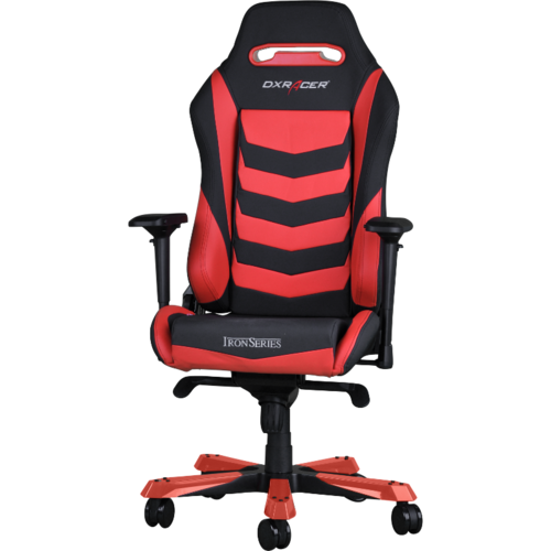 Dx Racer - Siege Iron Is166 Rouge