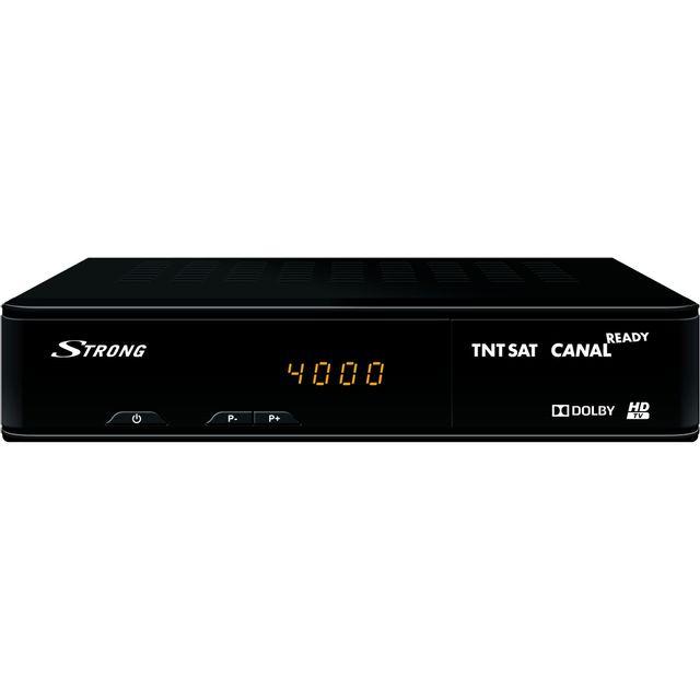 STRONG - Récepteur de télévision SRT 7404 - Noir