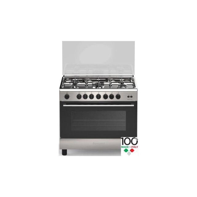 fc17dd026df Bompani - Cdbo906GX - Cuisiniere table gaz - 5 foyers - Four gaz ...